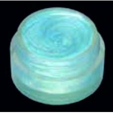 Colour Gel Metallic Peppermint